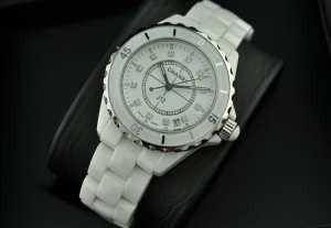 爽やかなブランド コピーJ12 オートマティックレディース腕時計スーパー コピー AUTOMATIC ホワイトハイテクセラミック