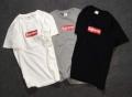 爽やかな シュプリーム 偽物 プリント半袖Tシャツ SUPREME インナー トップス 3色可選
