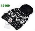 秋冬膨大な支持を得るMoncler、モンクレール スーパーコピーの防寒ポンポン付きのセーターニット帽子/キャップ.