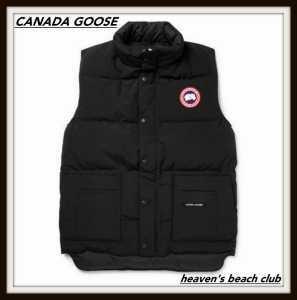 大好評カナダグース メンズフリースタイルクルーダウンベスト メンズ CANADA GOOSE FREESTYLE CREW VEST