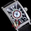 人気商品登場 FRANCK MULLER フランクミュラー 男性用腕時計 4色可選 2017春夏 プレゼントに