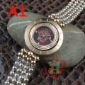 ヴェルサーチ VERSACE 首胸ロゴ 2017春夏 輸入クオーツムーブメント 女性用腕時計 多色選択可