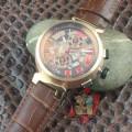 海外セレブ愛用 男性用腕時計 多色選択可 生活防水 スタイリッシュな印象 2017春夏 LOUIS VUITTON