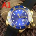 お洒落な存在感 2017春夏 日付表示 ロレックス ROLEX 男性用腕時計 多色選択可