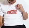 シンプルで洗練されたシュプリーム 偽物 プリント半袖Tシャツ SUPREME インナートップス2色可選