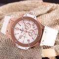 海外販売 2017新作 ウブロ HUBLOT ミネラルガラス 男性用腕時計 3色可選