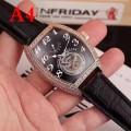 超激得100%新品 男性用腕時計 フランクミュラー FRANCK MULLER 2017 4色選択可41mm×14mm