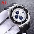 抜群な存在感 2017SS ゴ オーデマ ピゲ AUDEMARS PIGUET 輸入クオーツムーブメント 男性用腕時計 5色可選