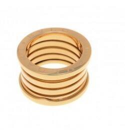プレゼントにBVLGARI  大活躍 ブルガリ指輪コピー