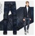 高級感 BALMAIN バルマン 激安 伸縮性が高いジーンズ
