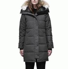 ソフトな印象もプラスするカナダグースダウン レディース CANADA GOOSE 軽く暖かいダウンジャケット
