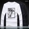 長袖Tシャツ 絶大な人気を誇る 3色可選 2017秋冬 ヴェルサーチ VERSACE