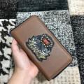 高級素材を採用財布コピー激安Christian Louboutinレディースラウンドファスナー長財布レザーウォレット