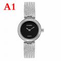 女性用腕時計 輸入クオーツムーブメント シャネル CHANEL  2色可選 2018人気度高めの新作