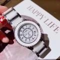 女性用腕時計 2色可選 サファイヤクリスタル風防  シャネル CHANEL 高評価人気品
