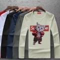 個性をプラス 期間限定 ランキング入賞の人気商品  シュプリーム SUPREME 多色可選 長袖 Tシャツ