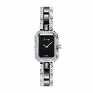 女性用腕時計 大胆なスリット上品 CHANEL 寒い季節にピッタリの一枚 シャネル 多色選択可2018秋冬期間限定