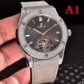 男性用腕時計 是非でも欲しい  3色選択可 18SS新作 ウブロHUBLOT 暖かさと軽さを兼ね備えた