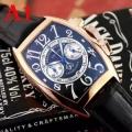 FRANCK MULLER 幅広い層に使える 2色選択可 フランクミュラー ins同款アイテム 男性用腕時計 国内初上陸