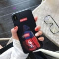 美しい効果も! シュプリーム SUPREME 多色使いが魅力の iphone8/iphone8 plus ケース カバー ストリート2018最新入荷