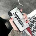 是非でも欲しい シュプリーム SUPREME 3色可選 18SS新作 iphone8/iphone8 plus ケース カバー