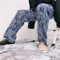 爆買い品質保証ストレッチ美脚シルエットなめらかジーンズファッションストリート紳士用シュプリーム 偽物 通販