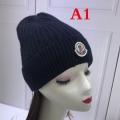 デザイン性の高い ニット帽/ニットキャップ 4色可選 高級感がアップモンクレール MONCLER 必要な一品
