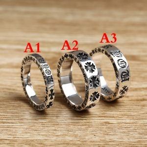 毎シーズン人気が高い クロムハーツ CHROME HEARTS リング/指輪 3色可選 今すぐ買えちゃう!新着