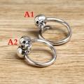リング/指輪 2色可選 着回し力抜群のシンプル 春夏トレンド先取り クロムハーツ CHROME HEARTS