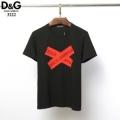 上品に夏っぽさを感じる Tシャツ/ティーシャツ ドルチェ&ガッバーナ新着春夏2019セール  Dolce&Gabbana 2色可選