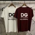 今季は色を使った注目新品 Tシャツ/ティーシャツ ドルチェ&ガッバーナ Dolce&Gabbana 2色可選 夏に向けて気になる