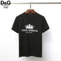 Tシャツ/ティーシャツ新作エレガントに着こなす ドルチェ&ガッバーナ Dolce&Gabbana 2色可新作夏の優秀アイテム