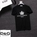 限定セール人気セールシンプル通気性イエロ黒白Dolce&Gabbaドルチェ&ガッバーナ 激安半袖tシャツ吸汗性高い