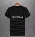 超激得大人気シンプルTシャツ半袖大人アルマーニ コピーARMANIチュニックカジュアルブラックホワイトブルー