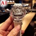 品質保証2019日付表示シンプルフィット腕時計使い勝手抜群通勤通学4色可選男性用流行りHublotウブロコピー時計