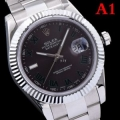 ロレックス 腕時計 コピーROLEX最安値正規品高級感見やすい気密性防水性男らしさ溢れる腕時計3色展開紳士ウォッチ