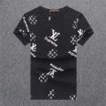 品質保証新作登場超定番ブランド吸水性実用性tシャツロゴプリント3色可選LOUIS VUITTONヴィトン 半袖 コピー