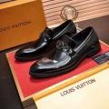 2019春夏の流行ファッションLOUIS VUITTON ルイ ヴィトン ビジネスシューズ  2色可選 トップスからチラ見える安心