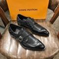 LOUIS VUITTON ルイ ヴィトン これからの季節、大活躍 ビジネスシューズ  19年トレンド春夏もお世話に 2色可選