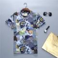 フェンディ t シャツ コピーFENDI激安大特価品質保証薄手軽い夏場似合いTシャツ爽やか通気性抗菌防臭男性用