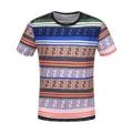 フェンディ tシャツ コピーFENDI激安大特価本物保証ファッションTシャツ夏季対応クルーネック美しさ紳士服半袖