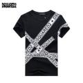 ディースクエアード DSQUARED2  この夏最高に人気ブランド  ファッションに新しい色  半袖Tシャツ  2色可選  2019SSのトレンド主役級