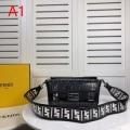 フェンディ バッグ 新作FENDI限定セール高品質おしゃれショルダーバッグ多機能オフィス通勤用レディース3色可選