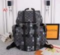 旅行好きの方々にオススメ! Louis Vuitton ルイ ヴィトン スーパーコピー メンズ バックパック 大容量 3色可選 N40063