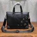PHILIPP PLEIN フィリッププレイン 期間限定セール メンズ ショルダーバッグ ブランド コピー ブラック 品質保証 2wayバッグ