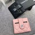 シャネル 財布 コピー 2019春夏で高く注目されたコレクション新品 ユニーク CHANEL ユニセックス ブラック ピンク 最安値