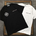 Off-White オフホワイト   2019春夏トレンドカラー  半袖Tシャツ  シーズンの流行にチェック