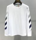 2019春夏トレンドカラー Off-White オフホワイト 長袖Tシャツ 2色可選 今すぐ買えちゃう!新着