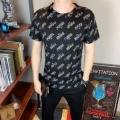 2色可選 おすすめな2019春夏限定販売 半袖Tシャツ お気に入りの最新コレクション  フェンディカジュアルに着こなし  FENDI カジュアルもある絶妙な雰囲気