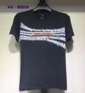 半袖Tシャツ 大人のため上品 アルマーニ セレブも夢中ブランド新作 ARMANI 多色可選 2019年春夏コレクションに見る